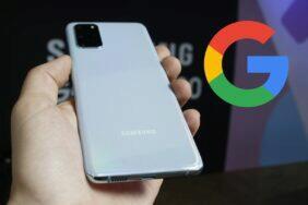 Google Samsung nastavení základních aplikací