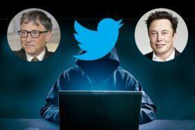 hackerský útok na twitter Bill Gates Elon Musk