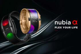 hodinky nubia watch