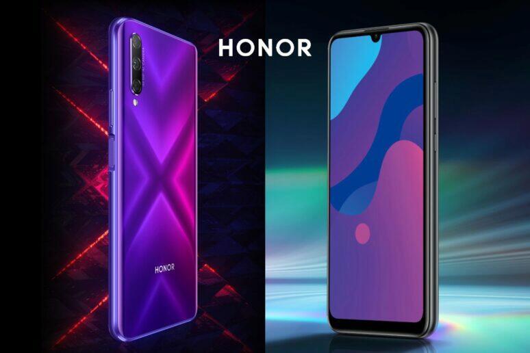 Honor 9A 9X PRO ČR