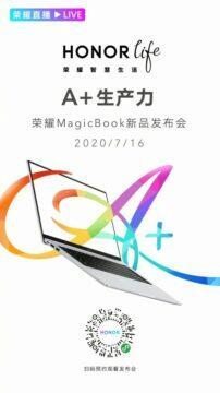 Honor MagicBook s novými Ryzeny