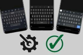 jak vyměnit klávesnici v Android telefonu