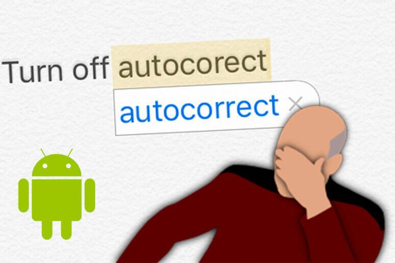 jak vypnout autokorekci na telefonu android