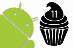 jméno Android 11