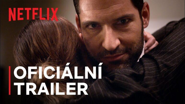 Lucifer – 5. řada | oficiální trailer | Netflix