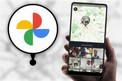 mapa Fotky Google jak na to