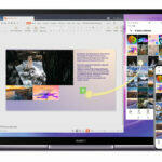 MateBook 13 Huawei Share