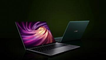 MateBook X Pro design