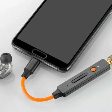 Mobilní sluchátkový předzesilovač XDuoo LINK mobil