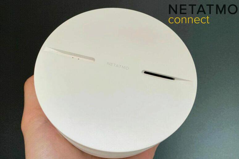 netatmo smart smoke alarm recenze