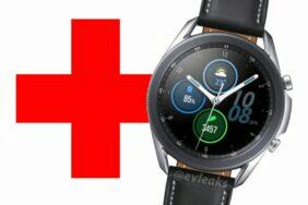 nové funkce Samsung Galaxy Watch 3 detektor pádu