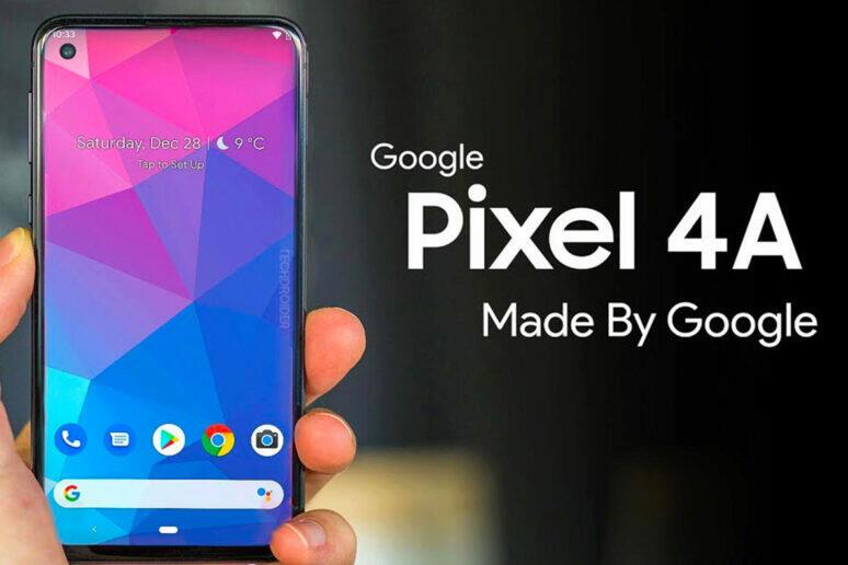 Nové informace o Pixelu 4a