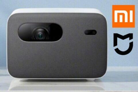 nový Xiaomi Mijia Projector 2 Pro