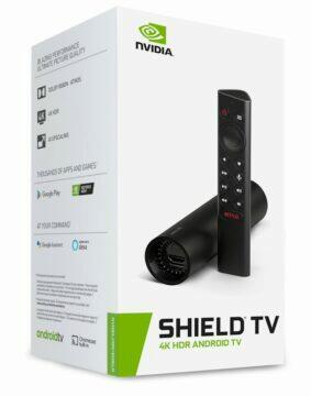 nvidia shield tv nejlepší android tv boxy 2020