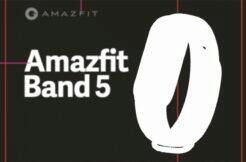 parametry Huami Amazfit Band 5
