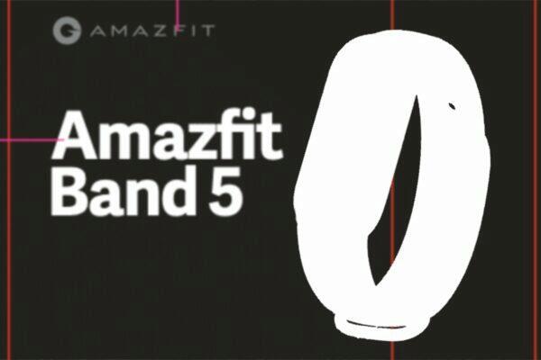 parametry Huami Amazfit Band 5