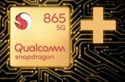 Qualcomm Snapdragon 865 Plus specifikace