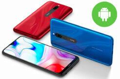 redmi 8 android 10