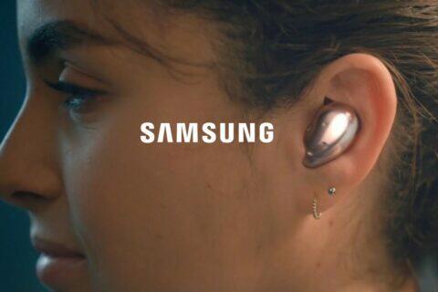 Samsung Galaxy Live aktivní potlačení hluku