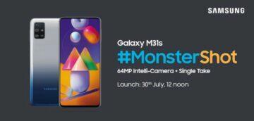 samsung galaxy m31s přijde brzy na trh