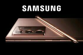 Samsung Galaxy Note20 Ultra Mystic Bronze