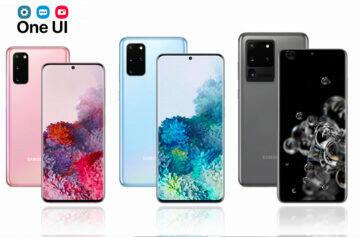 Samsung tříleté updaty seznam zařízení samsung galaxy s20 one ui 2.5