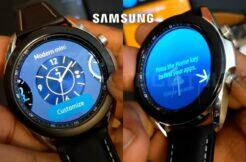 Samsung Galaxy Watch 3 video
