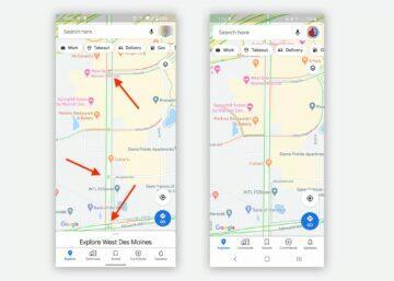 semafory v Mapách ukázka