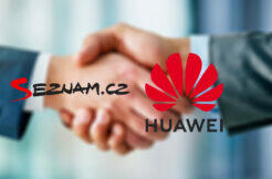 Seznam.cz Huawei partnerství