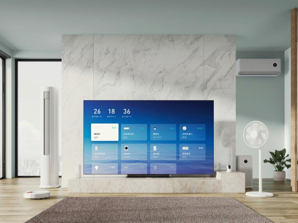 Mi TV Lux 65″ systém