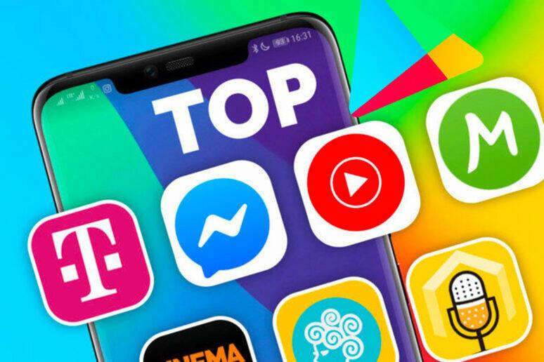 TOP 10 aplikací Češi stahují (07_2020)