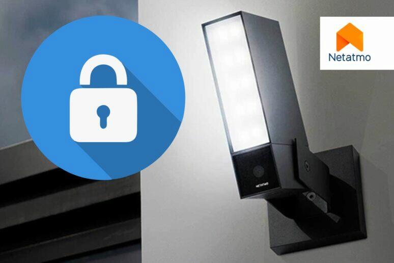 venkovní kamera Outdoor Security Netatmo recenze