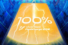 vivo flash charge 120w