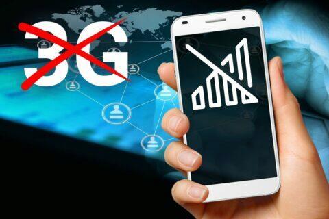 Vodafone vypnutí 3G sítě