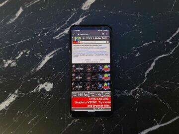 vyšší frekvence displeje ROG Phone 3