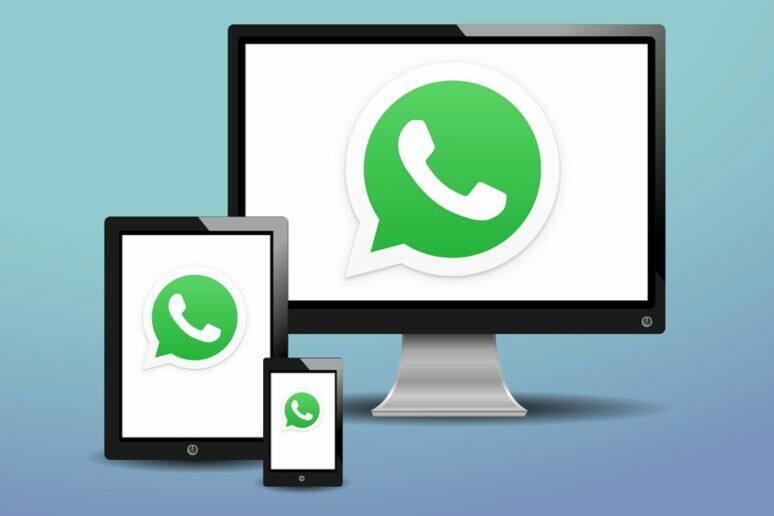 whatsapp na několika zařízeních