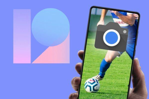 Xiaomi AI Shutter Google Top Shot