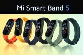 Xiaomi Mi Band 5 globální verze