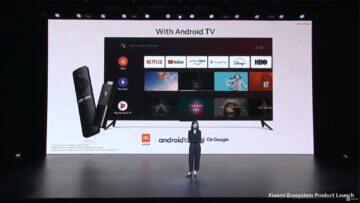 Xiaomi Mi TV Stick globální android tv
