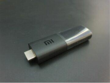 Xiaomi Mi TV Stick horní strana