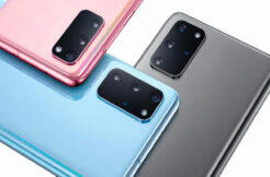 Známe kapacitu baterie Galaxy S20 Fan Edition