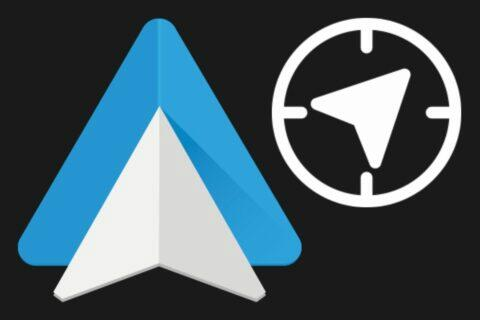 Android Auto navigace třetích stran