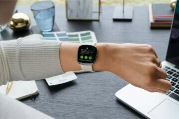 chytré hodinky Fitbit 2020