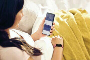 chytrý náramek Fitbit 2020
