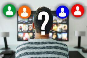 Čtyři základní druhy diváků streamovacích služeb