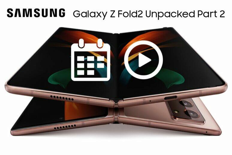 datum uvedení Samsung Galaxy Z Fold2