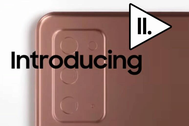 druhý trailer Samsung Galaxy Unpacked