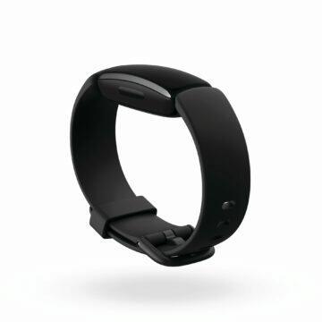 Fitbit Inspire 2 černá profil