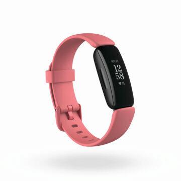 Fitbit Inspire 2 desert rose bok