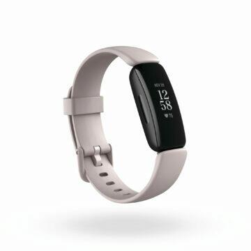 Fitbit Inspire 2 lunar white bok